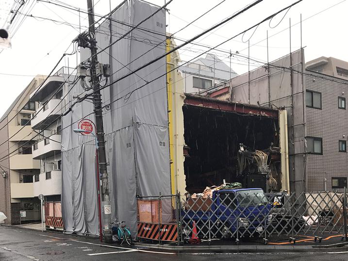 高円寺の黄色い建物『明石スタジオ』閉館。どんなスタジオだったのかまとめました。