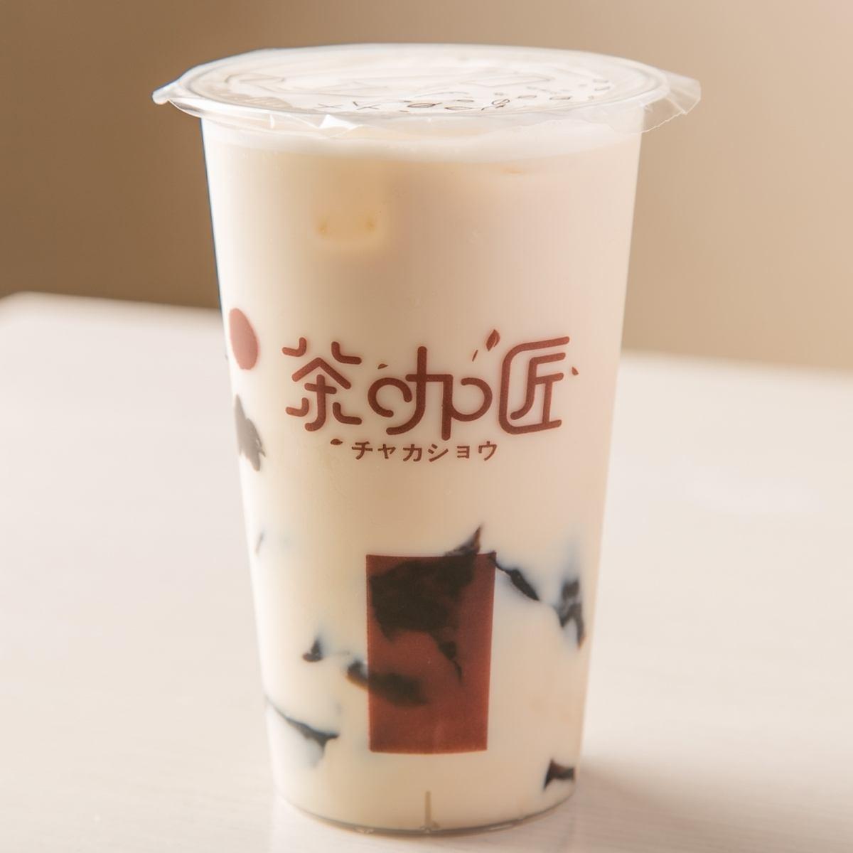 有名なタピオカ店『茶咖匠(チャカショウ)』吉祥寺店がオープンするようです。